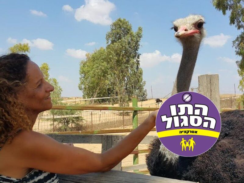 El HaYaen – The Ostrich Farm
