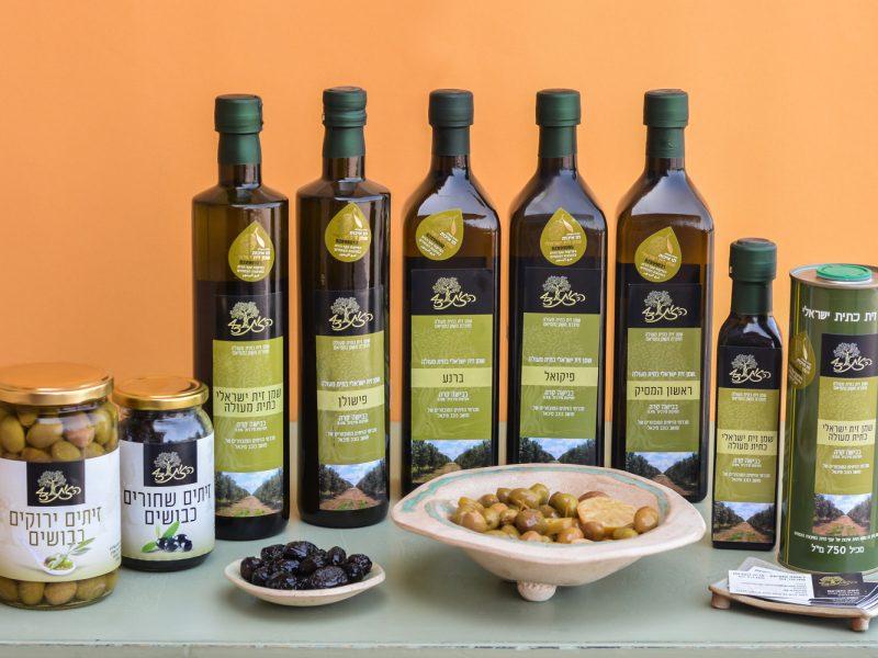 Hazait 43 Olive Oil