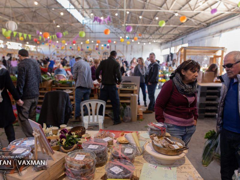 שוק איכרים ומעצבים